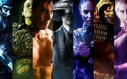 Warner Bros. trình làng bộ poster đầu tiên của Mortal Kombat, hé lộ 11 nhân vật quen thuộc với tạo hình cực xịn