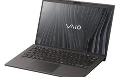"""VAIO Z 2021 ra mắt: Laptop nhẹ nhất thế giới với chip dòng H, vỏ sợi carbon, màn hình 4K, hỗ trợ 5G, giá """"sốc"""""""