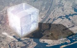 Cục nước đá này to bằng cả Hà Nội, đó chính là lượng băng tan mỗi năm trên Trái Đất