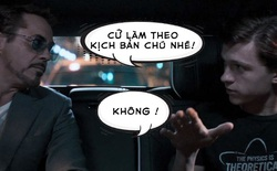 """Nhọ như Tom Holland: Học thuộc lòng kịch bản để đi thử vai Spider-Man nhưng """"ông chú Stark"""" lại phá đám khi đổi lời thoại lung tung hết cả"""