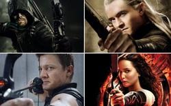 Internet tranh cãi nảy lửa xem ai mới là cung thủ giỏi nhất: Legolas, Hawkeye hay Green Arrow?