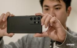 Mẹo khai thác tối đa khả năng camera trên Galaxy S21 Ultra