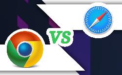 Chrome sử dụng nhiều RAM gấp 10 lần so với Safari