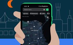 Google Maps chính thức có chế độ Dark Mode