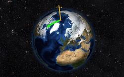 Nếu Trái đất quay theo trục ngang, mùa đông và mùa hè khắc nghiệt sẽ huỷ diệt sự sống trên toàn cầu