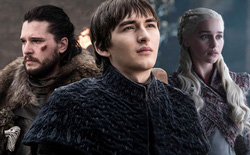 Dàn diễn viên chính Game of Thrones nghĩ thế nào về cái kết của series: Người vui kẻ buồn, cũng trái chiều không khác gì fan