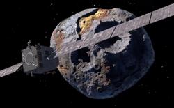 Sứ mệnh khám phá tiểu hành tinh trị giá 10.000 triệu tỉ USD của NASA đạt dấu mốc quan trọng