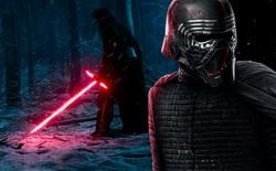 Lý do tại sao Kylo Ren vẫn sử dụng thanh lightsaber lỏng lẻo như sắp rụng ra đến nơi