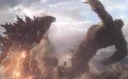 """Lép vế thế là đủ rồi, cuối cùng Godzilla cũng được đấm """"tòe mỏ"""" Kong trong trailer mới"""