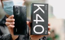 Trên tay Redmi K40 Pro tại VN: Phiên bản giá rẻ của Mi 11, chip Snapdragon 888, giá 10.7 triệu đồng