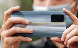 Trên tay Realme GT: Smartphone Snapdragon 888, màn hình AMOLED 120Hz giá rẻ