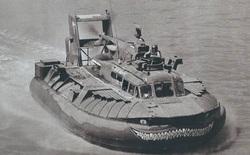"""""""Quái vật"""" tàu đệm khí Mỹ và thất bại cay đắng tại chiến trường khi lần đầu tham chiến (Phần 2)"""