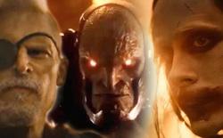 Teaser mới của Justice League Snyder Cut: Deathstroke và Joker lộ diện, Superman quỳ gối trước Darkseid?
