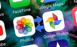 Cách sử dụng dịch vụ chuyển ảnh từ iCloud Photos sang Google Photos của Apple
