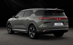 Hé lộ thiết kế ô tô mới của Vinfast: SUV cỡ đại có 2 bản điện và xăng, hệ thống trợ lái thông minh, chạy quãng đường 500 km/lần sạc?