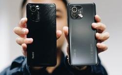 So sánh Redmi K40 Pro và Xiaomi Mi 11: Bộ đôi smartphone Snapdragon 888, màn hình 120Hz giá rẻ