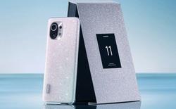 Xiaomi ra mắt Mi 11 phiên bản Star Diamond đặc biệt dành cho hội chị em phụ nữ