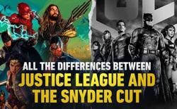 Soi trailer và loạt teaser mới, Justice League Snyder Cut có gì khác so với bản công chiếu 4 năm trước?