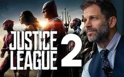 Zack Snyder hé lộ nội dung Justice League 2, hoành tráng không thua gì Avengers: Endgame của Marvel