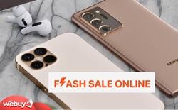 """Deal hời cuối tuần: Loạt điện thoại đồng loạt giảm giá tới 5 triệu đồng, fan """"nhà Táo"""" càng được dịp nâng lên iPhone đời mới!"""