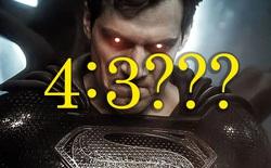 Vì sao ra mắt năm 2021 với kinh phí 70 triệu đô nhưng Zack Snyder's Justice League vẫn ở định dạng 4:3 cổ lỗ sĩ?