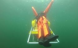 Robot ẩn thân dưới nước để cứu người khỏi chết đuối từ bên dưới