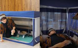 """Chiếc lều này là """"ốc đảo đơn độc"""" dành cho những người ghét giao du với người khác"""