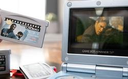 """Christopher Nolan nói phim của ông phải ra rạp xem cho nó chuẩn, YouTuber này """"nhét"""" TENET vào GameBoy xem cho nó chất"""
