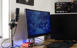"""Bộ ảnh nền """"không gian xanh"""" dành cho màn hình Ultrawide"""