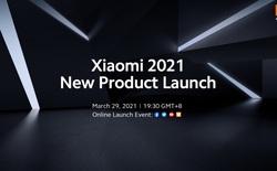 Xiaomi công bố sự kiện mới vào ngày 29 tháng 3, có thể ra mắt Mi 11 Pro