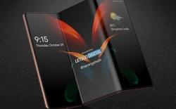Samsung đang phát triển một chiếc smartphone gập 2 lần, có thể ra mắt ngay trong năm nay