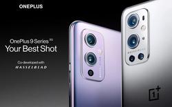 OnePlus 9 series ra mắt: Màn hình LTPO 120Hz, camera hợp tác cùng Hasselblad, Snapdragon 888, giá từ 729 USD