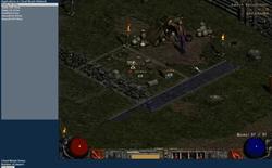 Mời chơi thử Diablo II trên nền web do coder Việt phát triển: độ trễ thấp, nhiều server để chọn lựa, còn có cả StarCraft và Road Rash để bạn thử tài