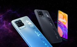 Realme 8 và Realme 8 Pro ra mắt: Camera chính 108MP, sạc nhanh 50W, giá từ 4.8 triệu đồng