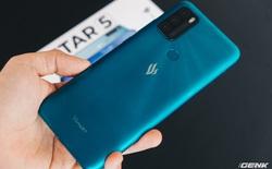 Trên tay Vsmart Star 5: Smartphone duy nhất trong tầm giá có vSIM kèm gói 4G miễn phí