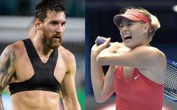 Vì sao Messi mặc 'áo ngực' hay Sharapova thường la hét khi thi đấu? Tìm hiểu những bí mật ít người biết tới trong thể thao