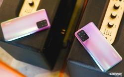 Trên tay OPPO A94 vừa ra mắt tại Việt Nam: Mặt lưng tiếp tục theo phong cách chuyển màu, cụm camera hơi giống nhà Samsung, cấu hình đủ xài, giá 7,69 triệu đồng