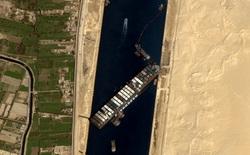 """Nhanh chóng """"bắt trend"""", con tàu mắc kẹt trên kênh Suez đã xuất hiện trong bản mod của Microsoft Flight Simulator"""