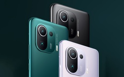 Xiaomi Mi 11 Pro ra mắt: Nâng cấp camera, pin 5000mAh, sạc nhanh 67W, giá từ 17.5 triệu đồng