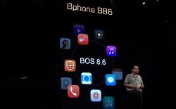 """Tổng giám đốc BKAV lý giải tại sao coi BOS trên Bphone là hệ điều hành: """"Nước ngoài được gọi là OS mà ta không được gọi thì tiêu chuẩn kép quá"""""""