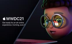 Apple công bố lịch sự kiện WWDC 2021, sẽ tổ chức hoàn toàn trực tuyến