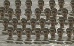 Nếu cả thế giới cùng nhảy xuống biển như Đen Vâu, thì nước biển sẽ dâng lên bao nhiêu cm?