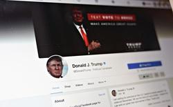 Mượn tài khoản con dâu để đăng video, ông Trump bị Facebook cấm lần thứ 2