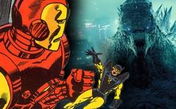 """Có thể bạn chưa biết: Godzilla từng """"cân"""" nguyên dàn Avengers mà không hề hấn gì"""