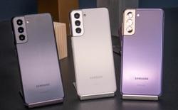 Counterpoint: Galaxy S21 đang bán chạy hơn gấp đôi so với Galaxy S20 tại thị trường Mỹ