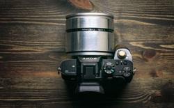 Tái chế ống kính chụp X-quang để chụp chân dung: Tưởng không hay nhưng hay không tưởng