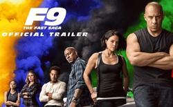 Fast & Furious 9 trở lại với trailer cực chất: Nhà Fast sắp phóng ô tô vào vũ trụ đến nơi rồi đây này!