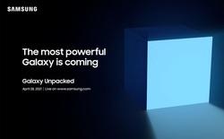 """""""Thiết bị Galaxy mạnh nhất"""" của Samsung lộ diện trước sự kiện Unpacked ra mắt"""
