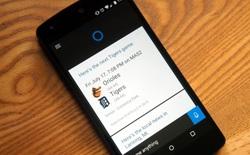 """Trợ lý ảo Cortana trên iPhone và smartphone Android đã chính thức """"nghỉ hưu"""""""