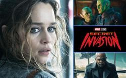 """Bay từ Game of Thrones sang MCU, """"Mẹ Rồng"""" Emilia Clarke sẽ xuất hiện trong series Secret Invasion bên cạnh Nick Fury"""